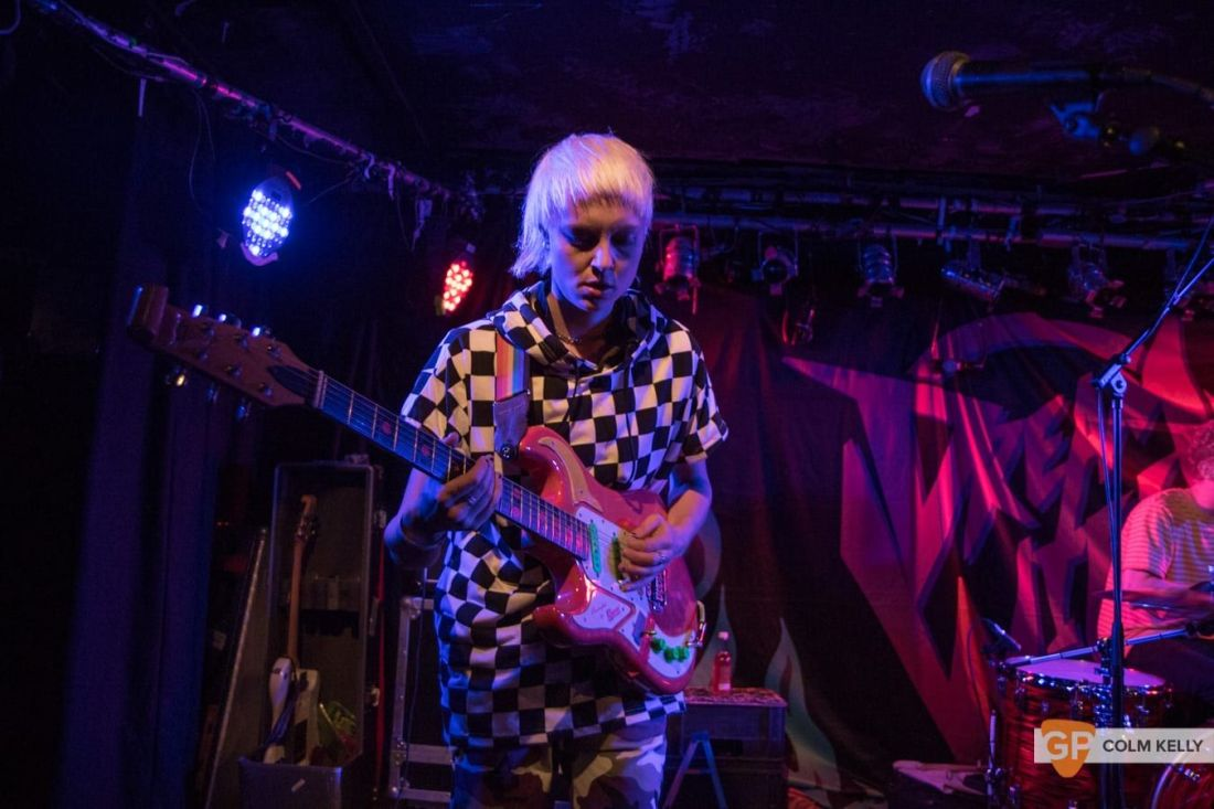 Dream Wife at Whelan's Dublin by Colm Kelly-1266