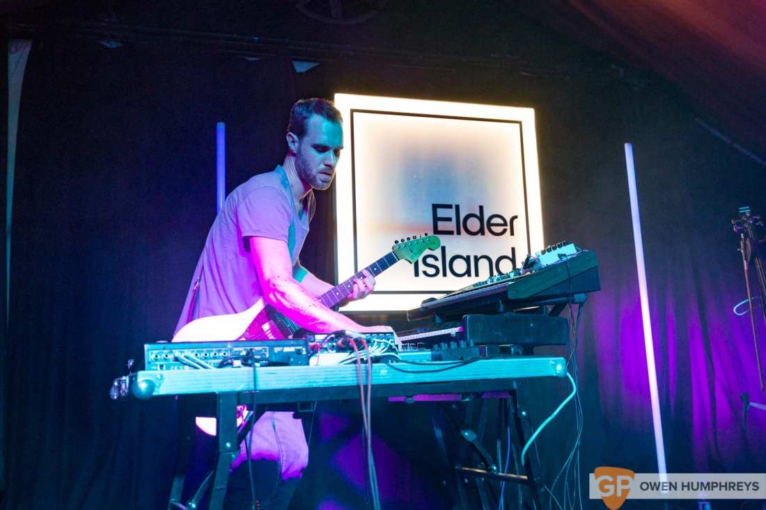 Elder Island at The Grand Social. Photo by Owen Humphreys www.owen.ie