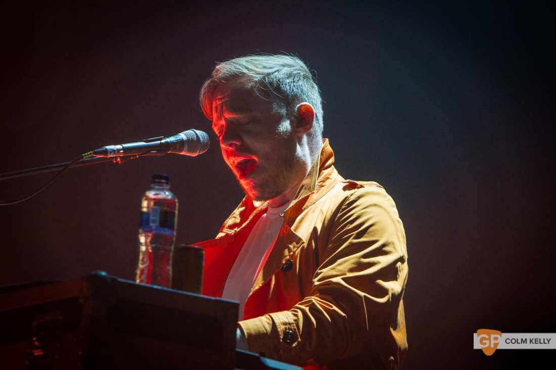 Everything Everything at The Olympia Theatre, Dublin by Colm Kelly-0214