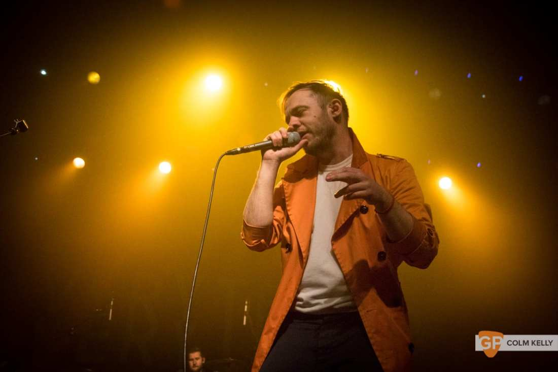 Everything Everything at The Olympia Theatre, Dublin by Colm Kelly-0822
