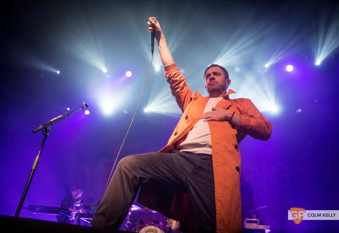 Everything Everything at The Olympia Theatre, Dublin by Colm Kelly-1027