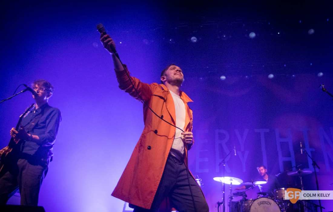 Everything Everything at The Olympia Theatre, Dublin by Colm Kelly-1167
