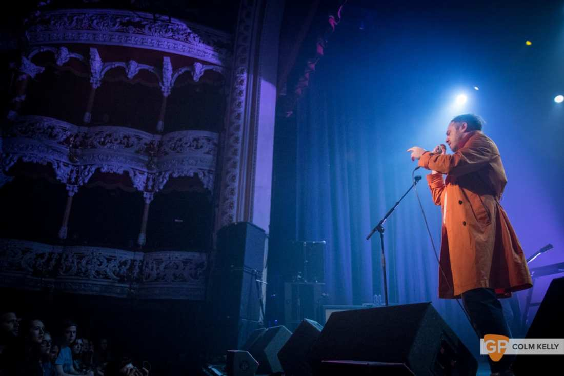 Everything Everything at The Olympia Theatre, Dublin by Colm Kelly-1492