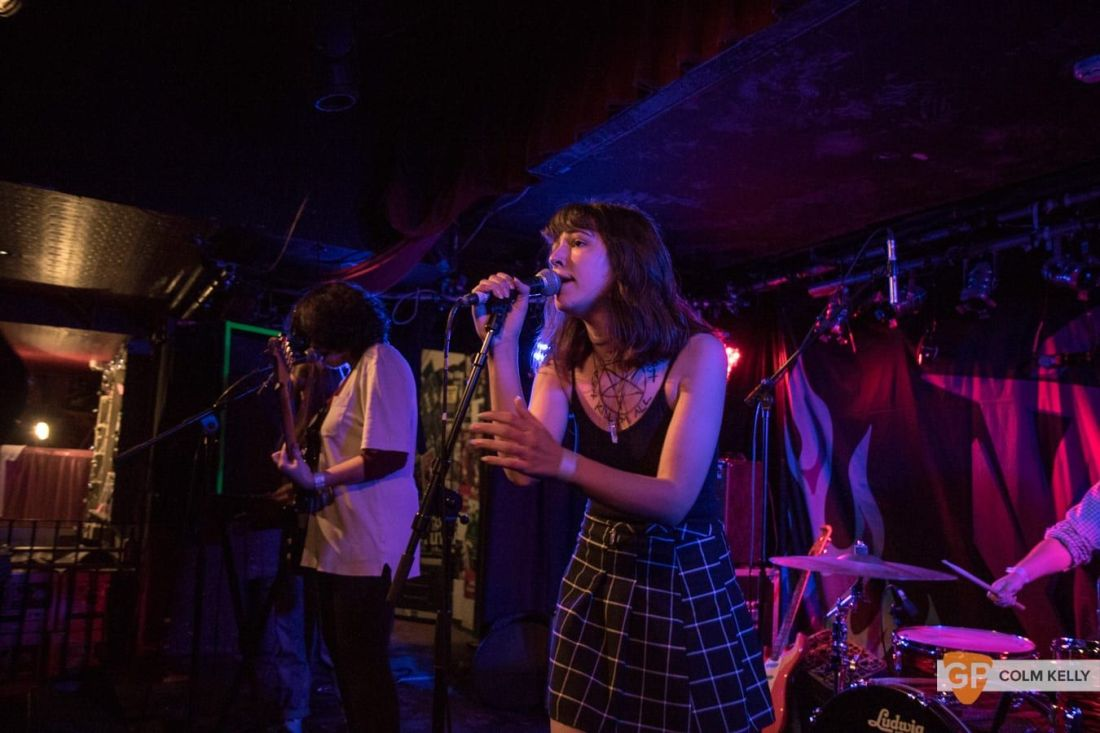 Girlfriend at Whelan's Dublin by Colm Kelly-0485