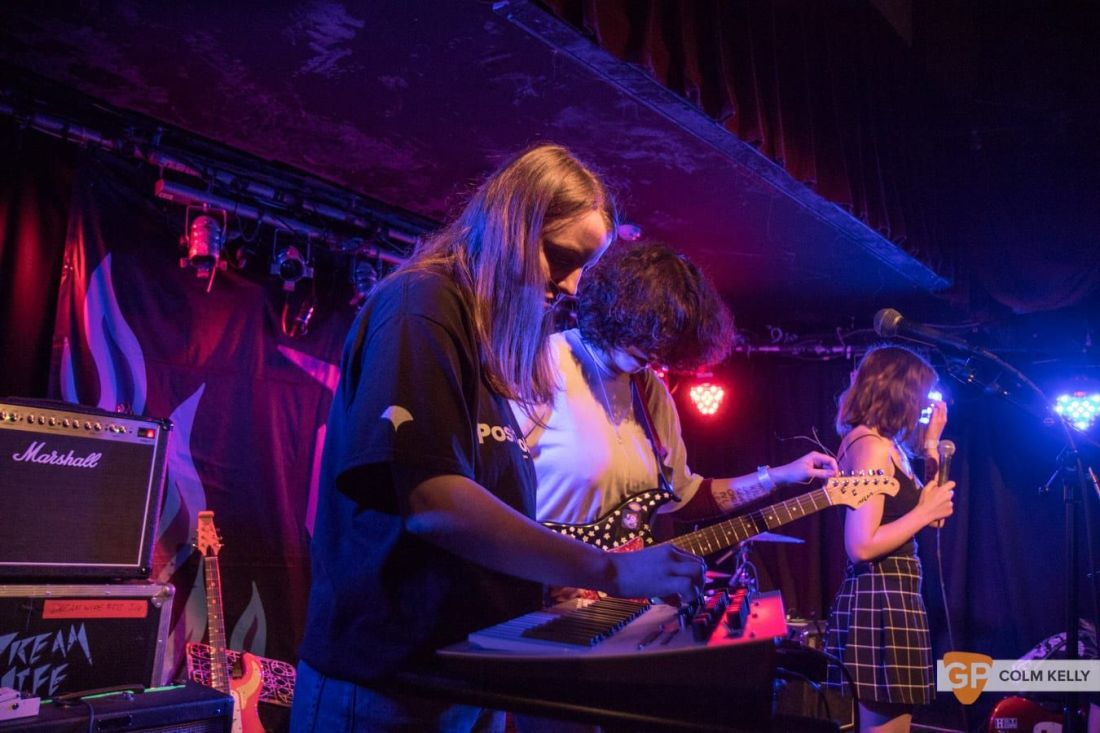 Girlfriend at Whelan's Dublin by Colm Kelly-0516