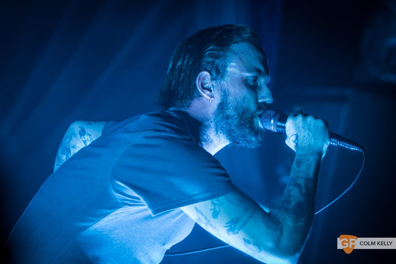 Idles at The Button Factory by Colm Kelly-2-3