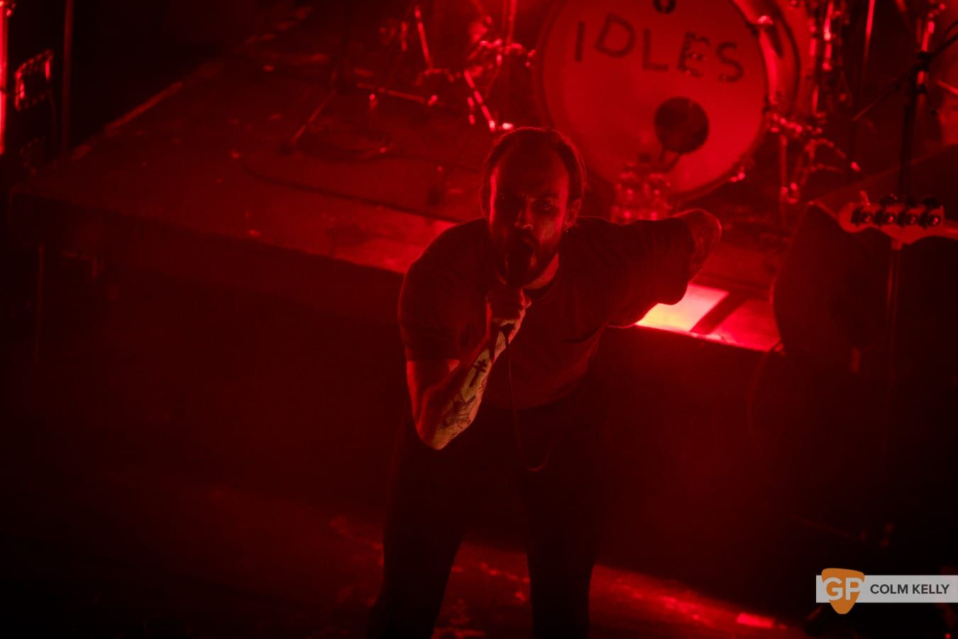Idles at The Button Factory by Colm Kelly-2-7