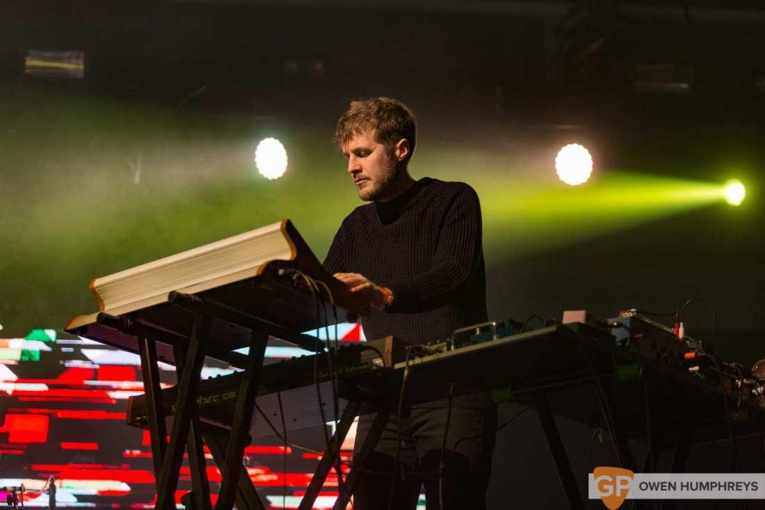 live at Metropolis 2018. Photo by Owen Humphreys www.owen.ie