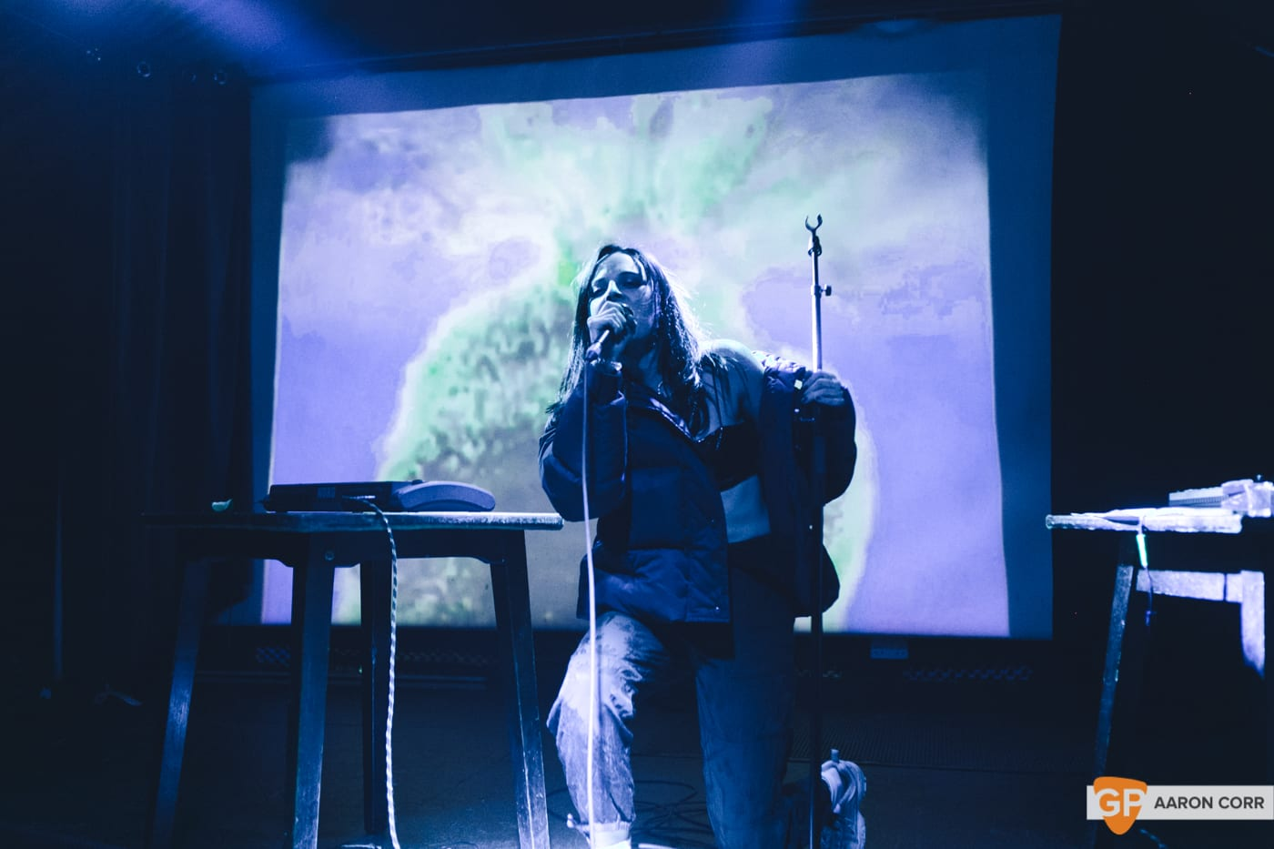 Negative Gemini at The Grand social by Aaron Corr-5805