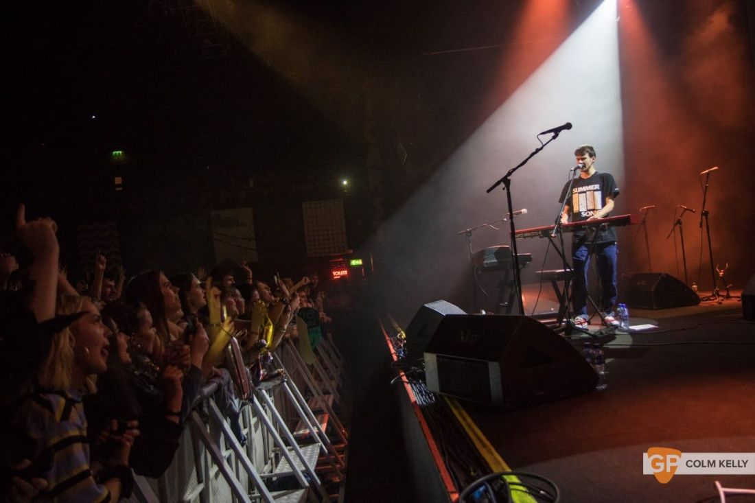 Rex Orange County at Vicar St., Dubin by Colm Kelly–7