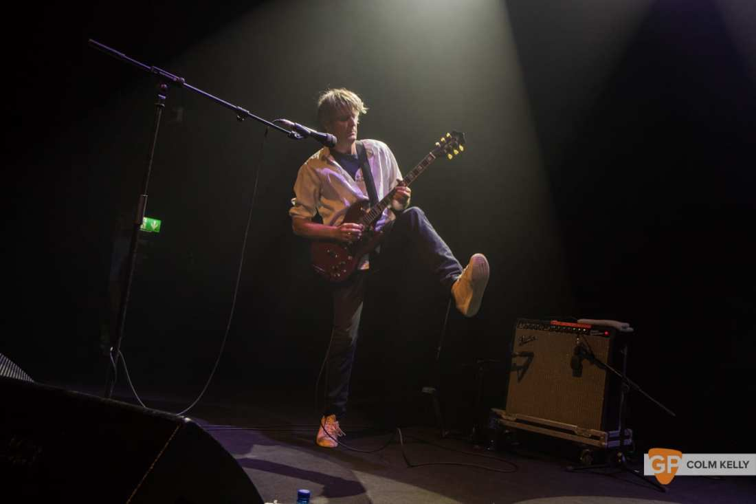 Stephen Malkmus & The Jicks at Vicar St. by Colm Kelly-1090