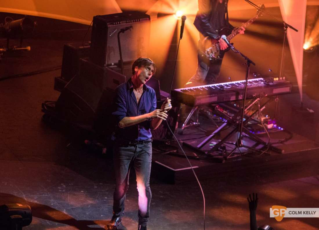 Suede at The Bord Gais Energy Theatre, Dublin by Colm Kelly-0671