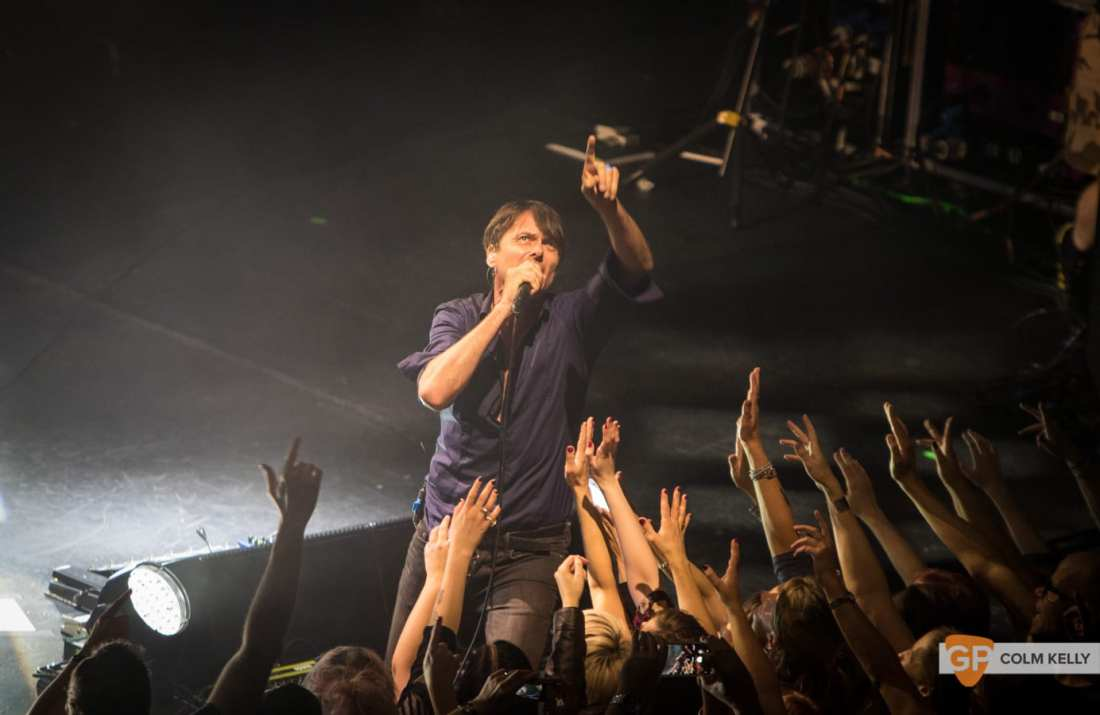 Suede at The Bord Gais Energy Theatre, Dublin by Colm Kelly-1152
