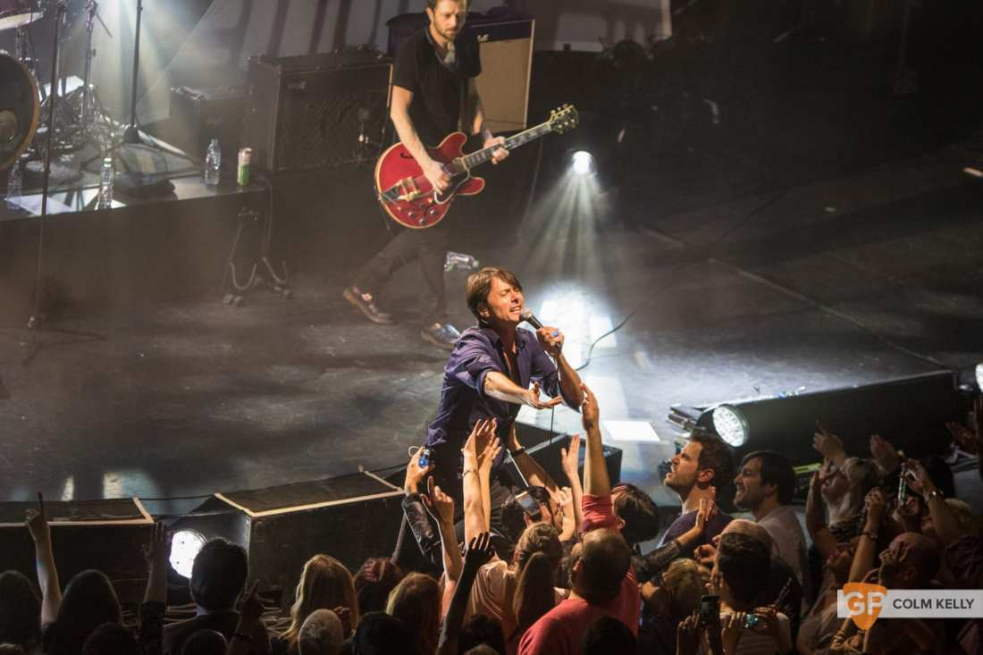 Suede at The Bord Gais Energy Theatre, Dublin by Colm Kelly-1210
