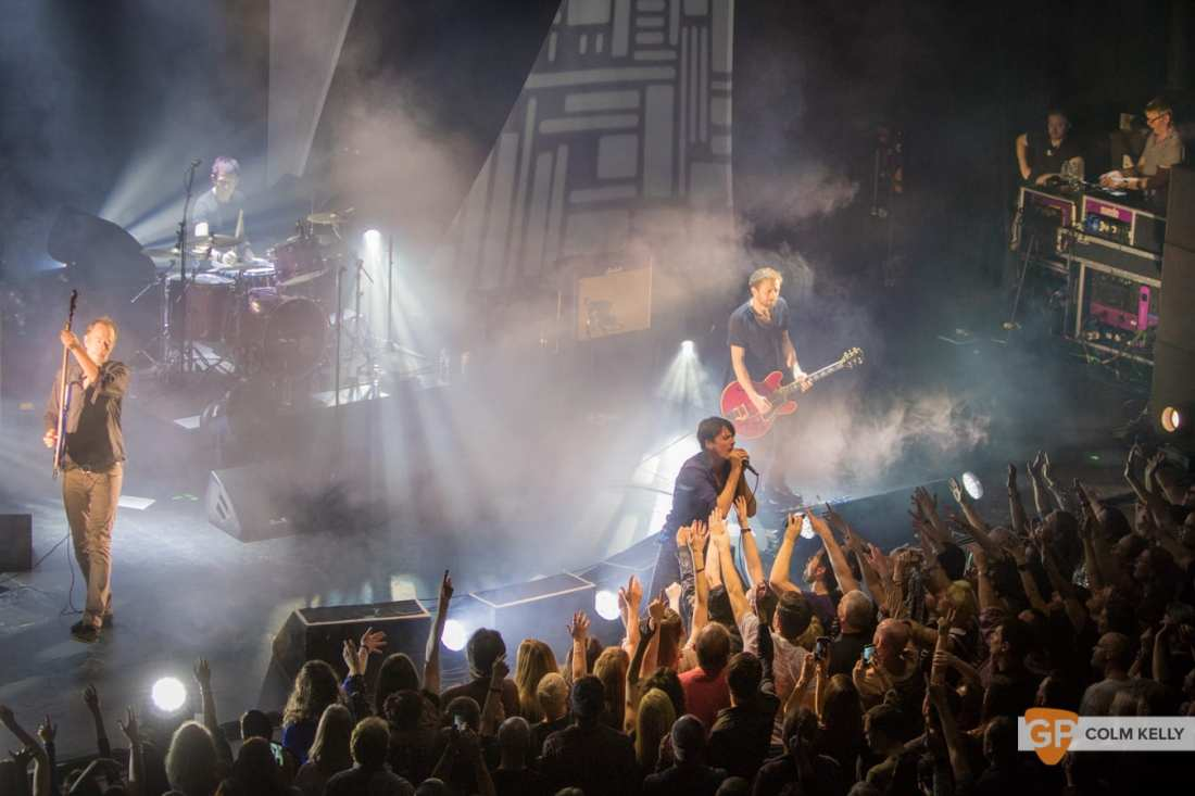 Suede at The Bord Gais Energy Theatre, Dublin by Colm Kelly-1270