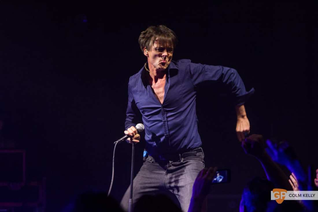 Suede at The Bord Gais Energy Theatre, Dublin by Colm Kelly-1386