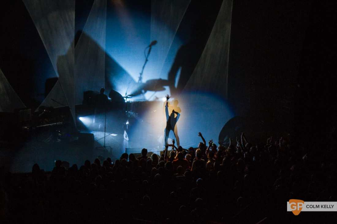 Suede at The Bord Gais Energy Theatre, Dublin by Colm Kelly-1517