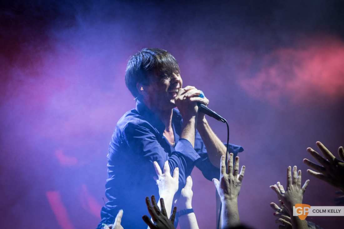 Suede at The Bord Gais Energy Theatre, Dublin by Colm Kelly-1895