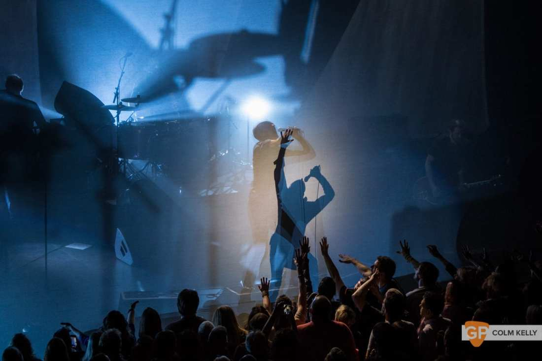 Suede at The Bord Gais Energy Theatre, Dublin by Colm Kelly-2635