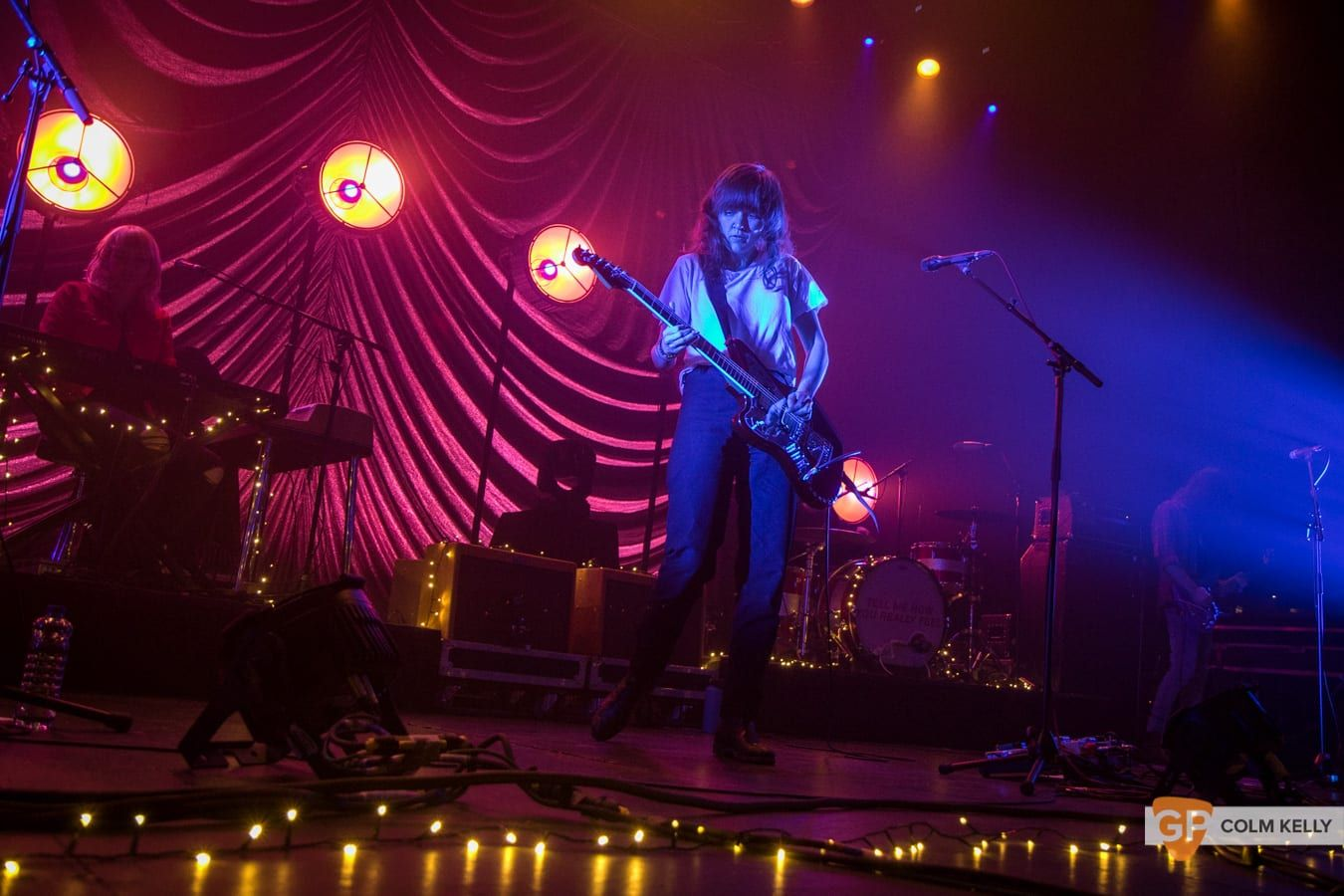 Courtney Barnett at The Olympia Theatre, Dublin by Colm Kelly-123