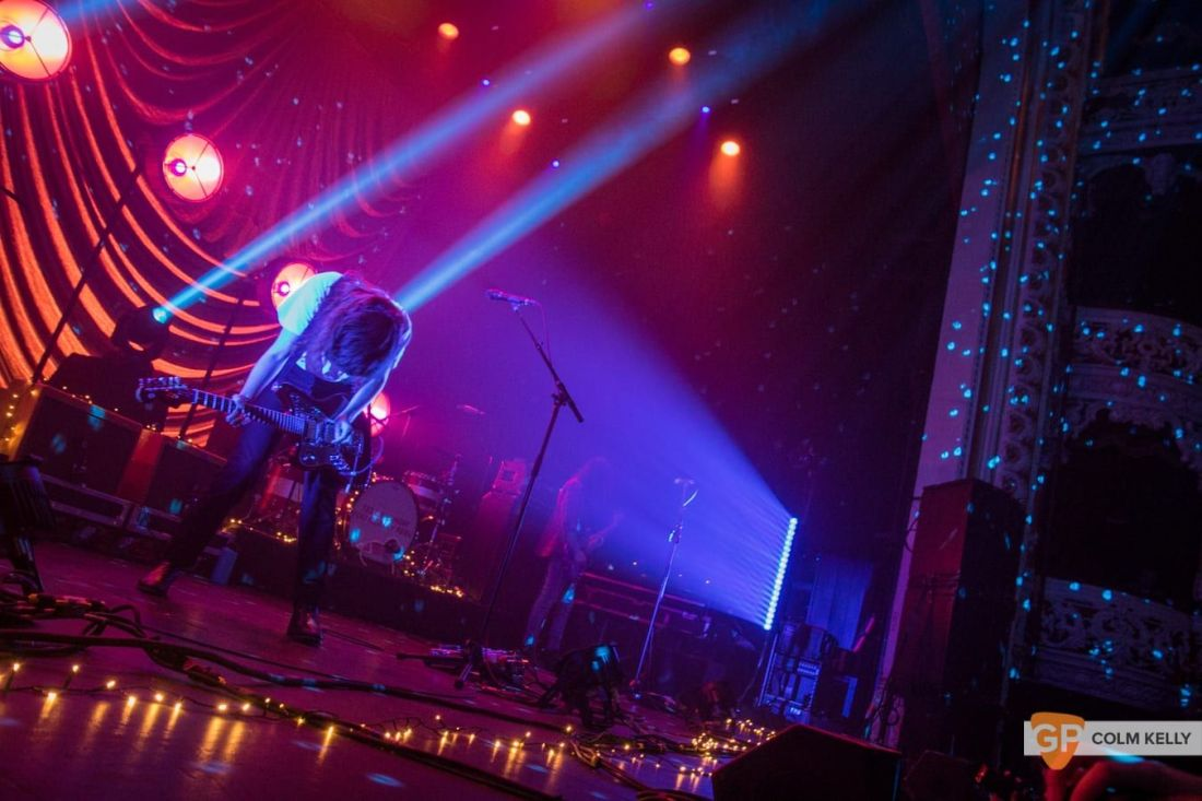 Courtney Barnett at The Olympia Theatre, Dublin by Colm Kelly-138