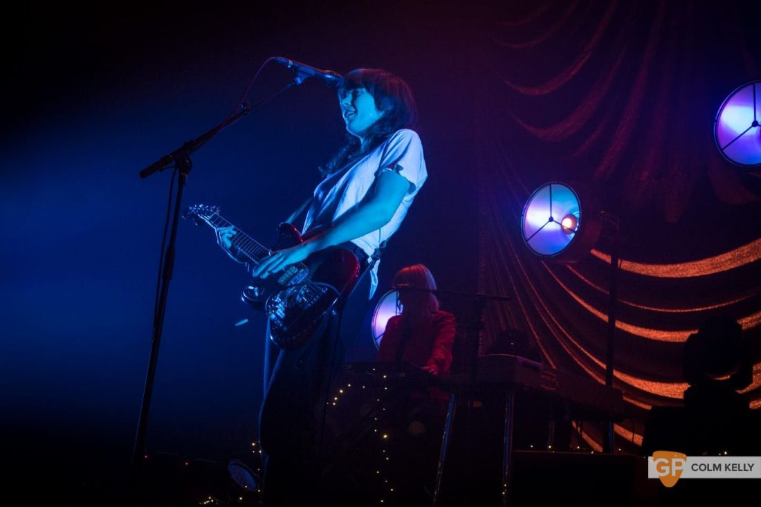 Courtney Barnett at The Olympia Theatre, Dublin by Colm Kelly-71