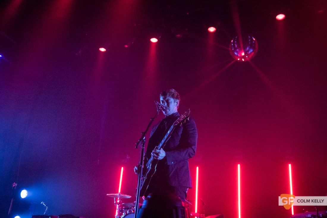 Interpol at The Olympia Theatre, Dublin by Colm Kelly-178