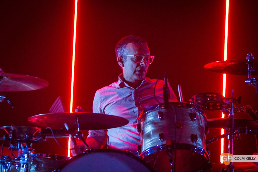 Interpol at The Olympia Theatre, Dublin by Colm Kelly-214