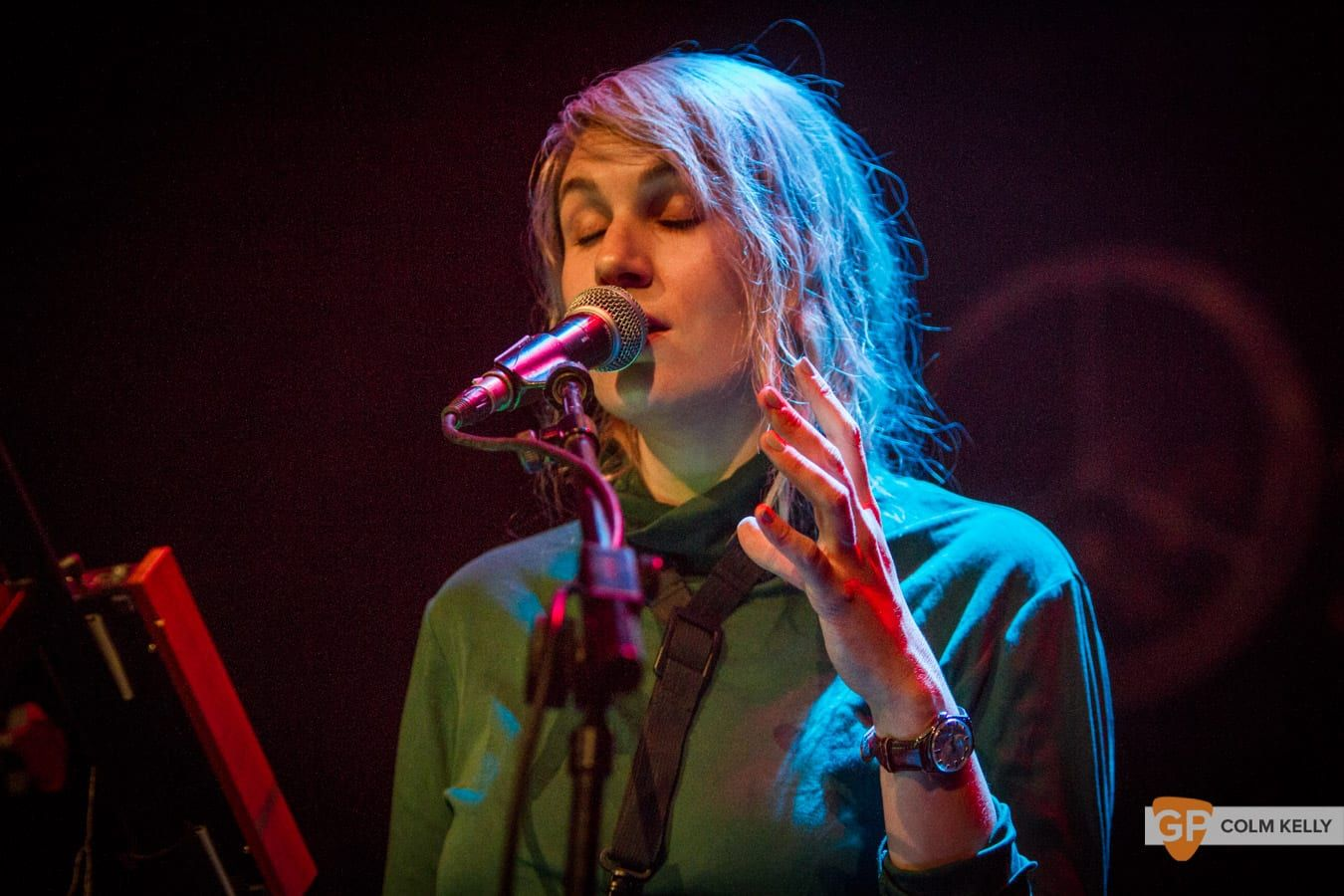 Laura Jean at The Olympia Theatre, Dublin by Colm Kelly-1-7