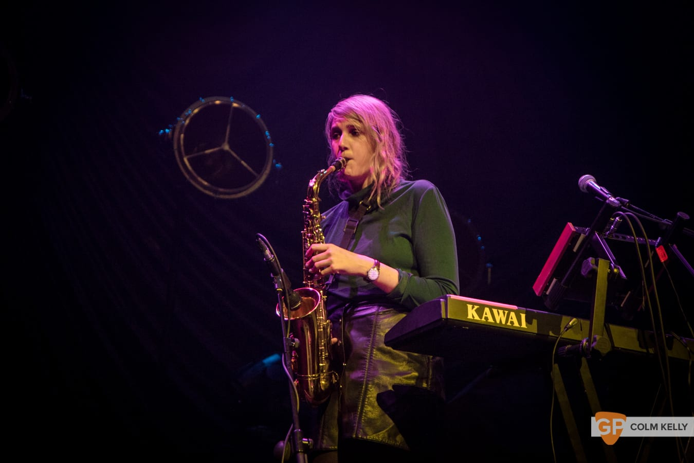 Laura Jean at The Olympia Theatre, Dublin by Colm Kelly-13