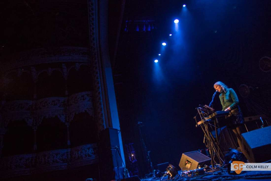 Laura Jean at The Olympia Theatre, Dublin by Colm Kelly-2-3