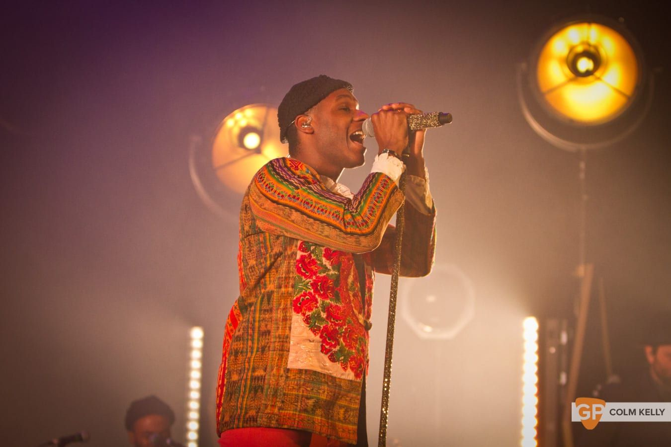 Leon Bridges at The Olympia Theatre, Dublin by Colm Kelly