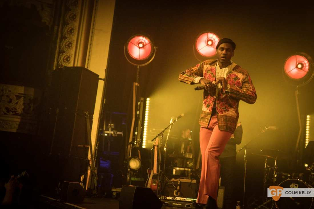 Leon Bridges at The Olympia Theatre, Dublin by Colm Kelly-1112
