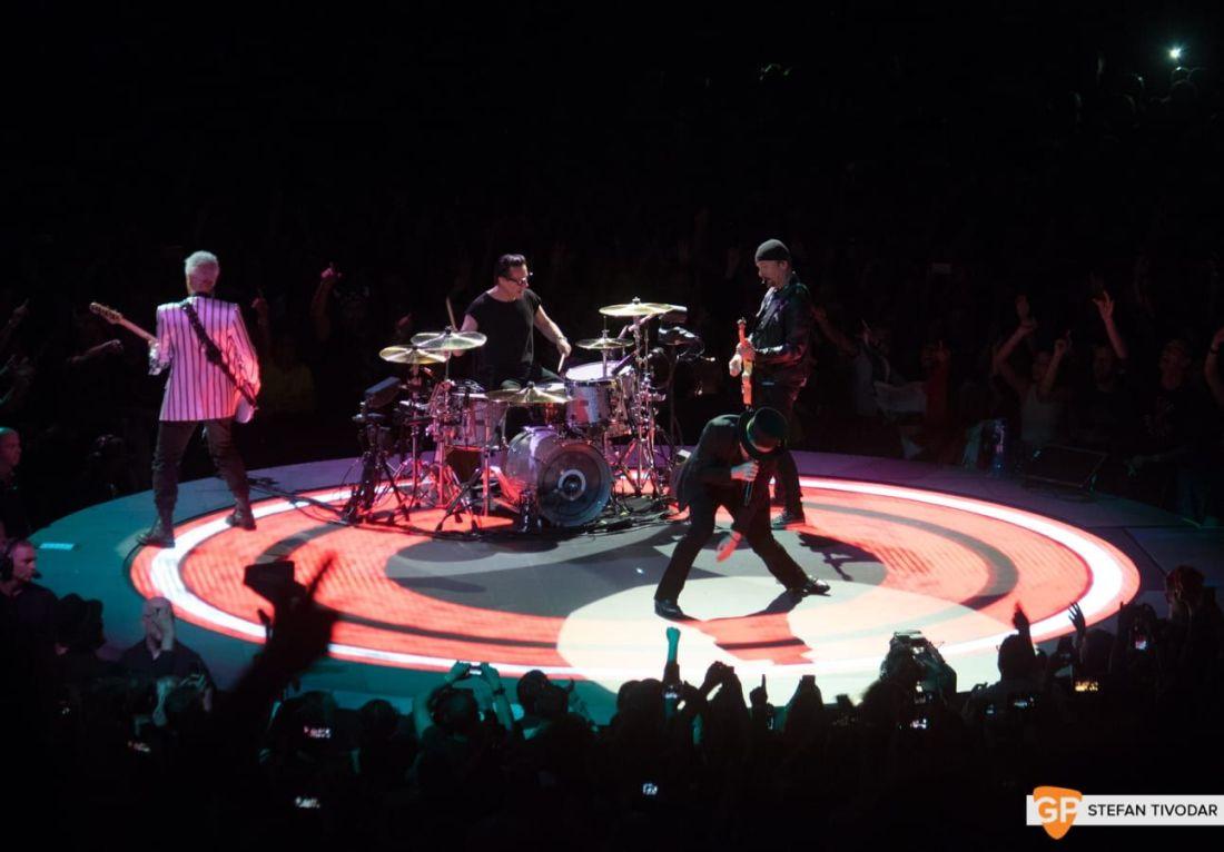 U2 6 NOVEMBER 2018 Dublin Tivodar 17