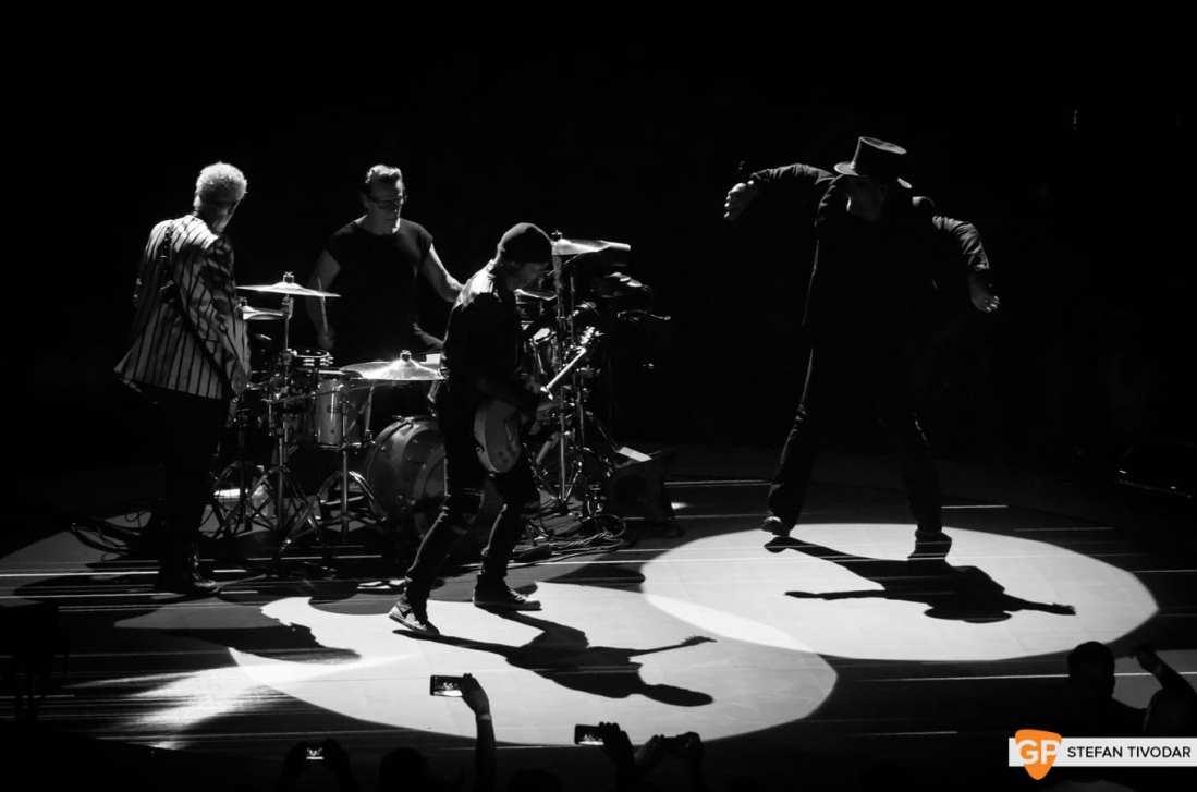 U2 6 NOVEMBER 2018 Dublin Tivodar 23