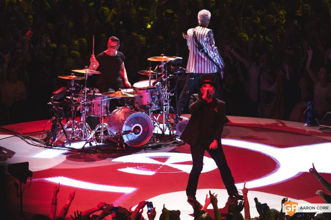 U2 at 3Arena by Aaron Corr-2869