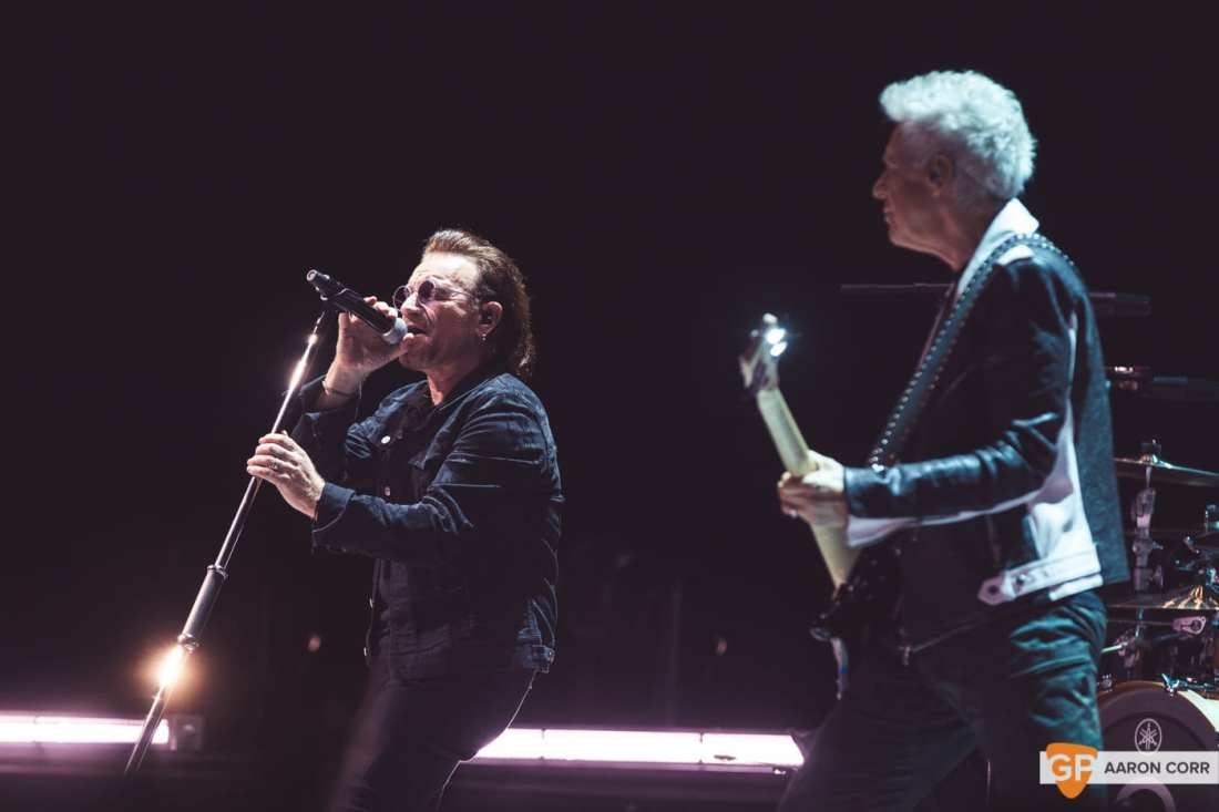 U2 at 3Arena by Aaron Corr-7657