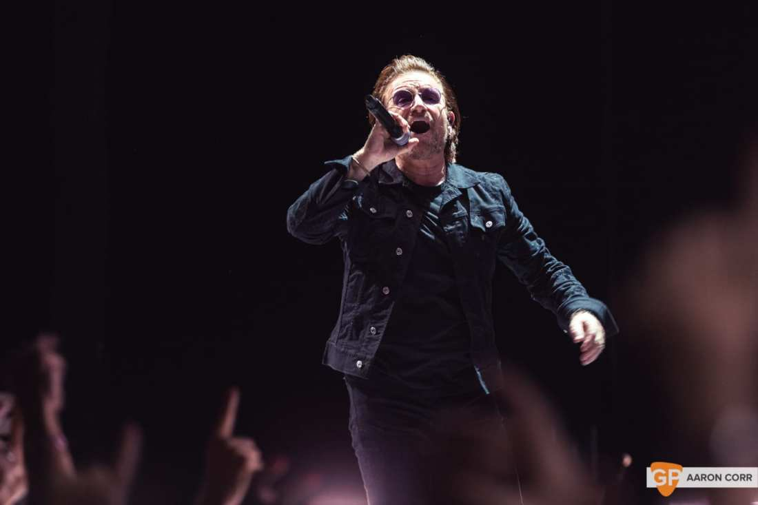 U2 at 3Arena by Aaron Corr-7751