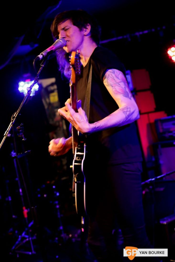 Worriers in Whelan's on 6 November 2018 by Yan Bourke
