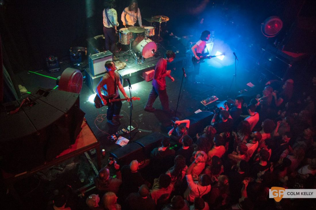 Fontaines DC at The Button Factory, Dublin by Colm Kelly-10-3