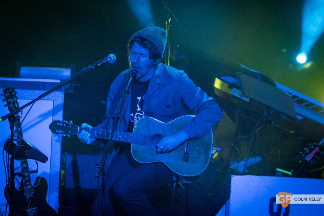Gruff Rhys at The Button Factory, Dublin by Colm Kelly-225