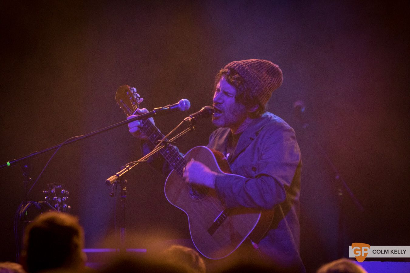 Gruff Rhys at The Button Factory, Dublin by Colm Kelly-252