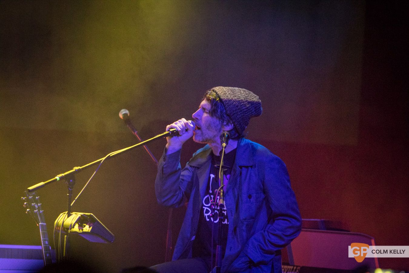 Gruff Rhys at The Button Factory, Dublin by Colm Kelly-278