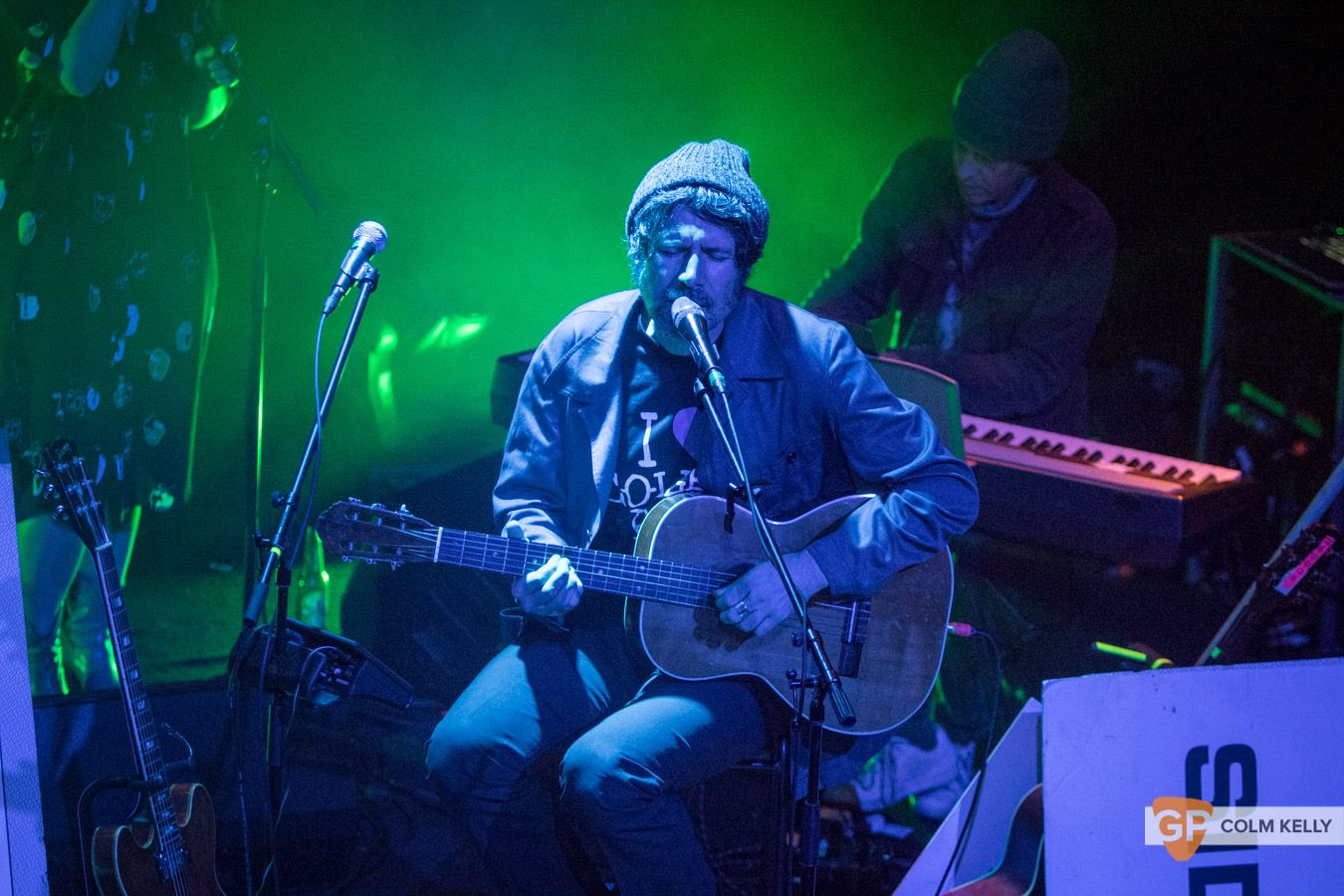 Gruff Rhys at The Button Factory, Dublin by Colm Kelly-337