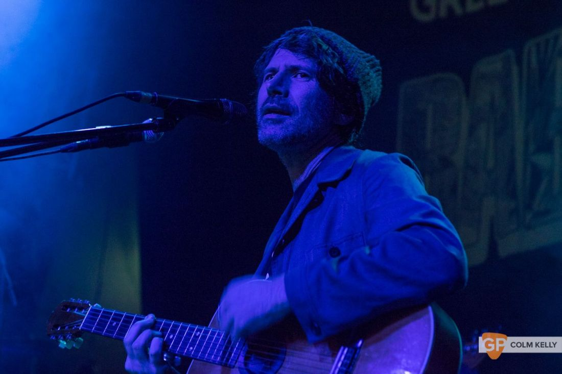 Gruff Rhys at The Button Factory, Dublin by Colm Kelly-37
