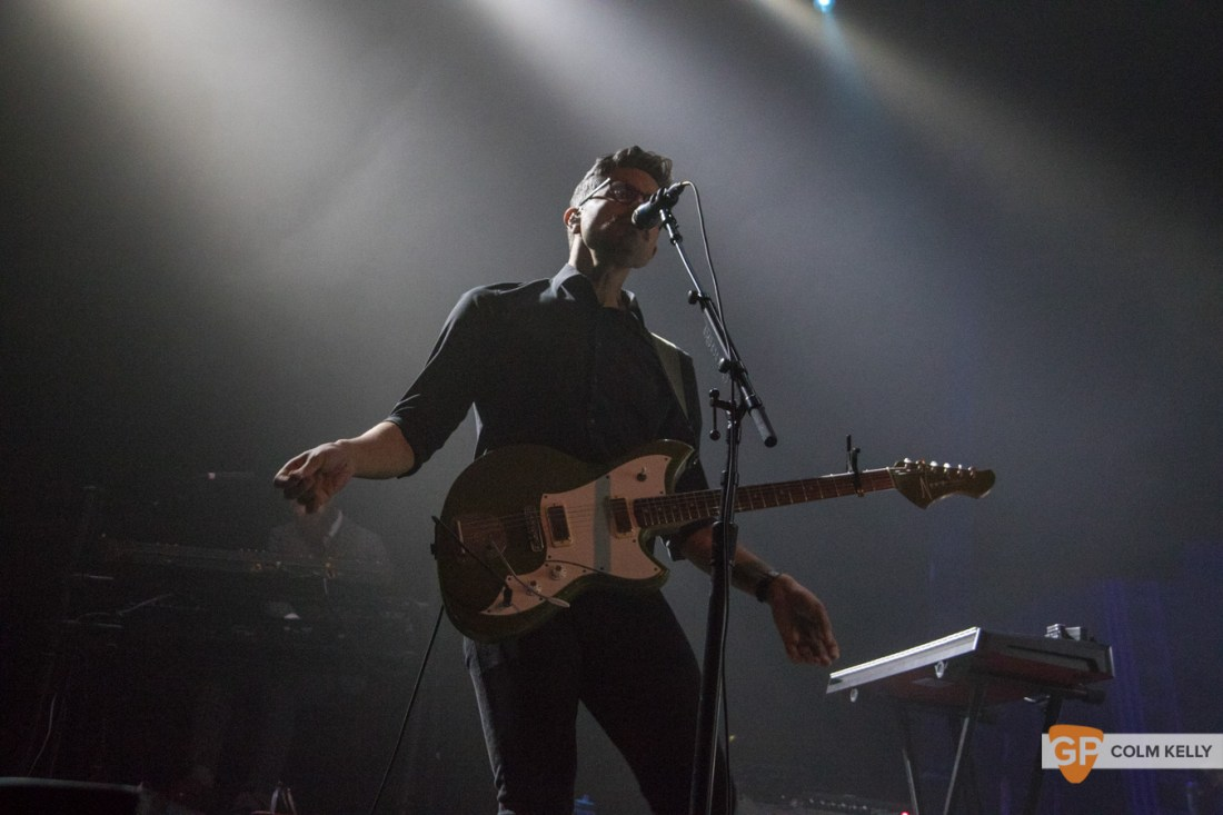 Death Cab For Cutie at The Olymia Theatre, Dublin by Colm Kelly (394)