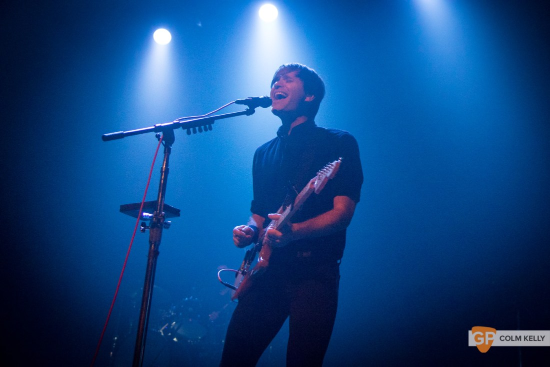 Death Cab For Cutie at The Olymia Theatre, Dublin by Colm Kelly (44)