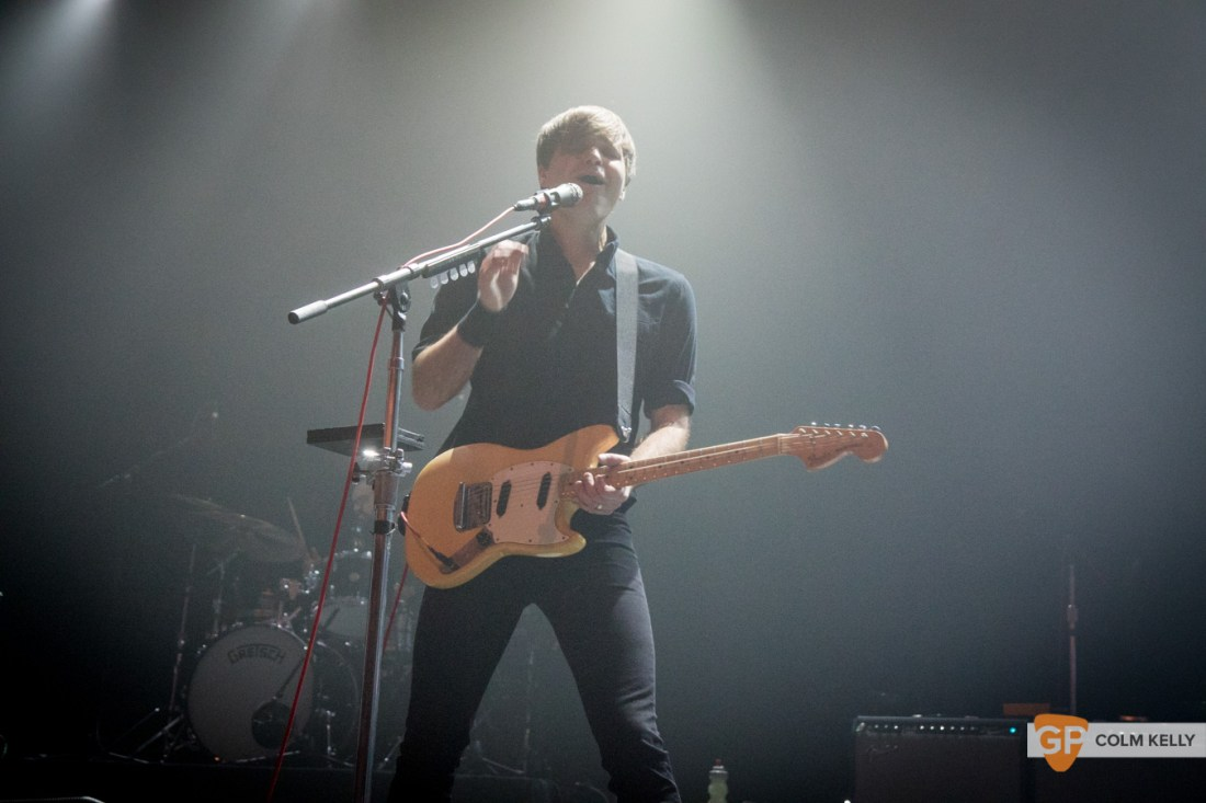 Death Cab for Cutie at The Olympia Theatre by Colm Kelly-4961