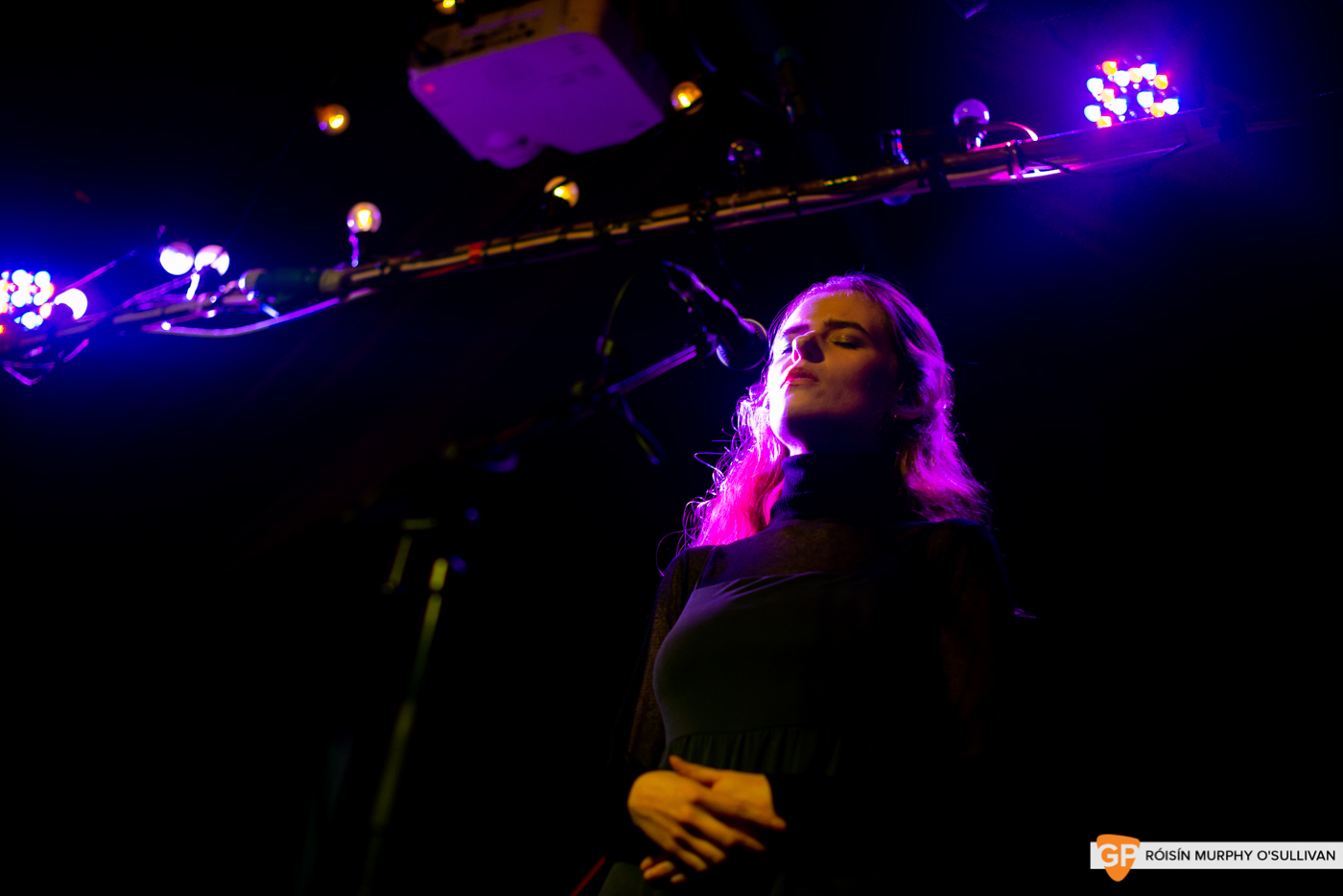 Rosie Carney in The Grand Social by Roisin Murphy O'Sullivan (1 of 12)