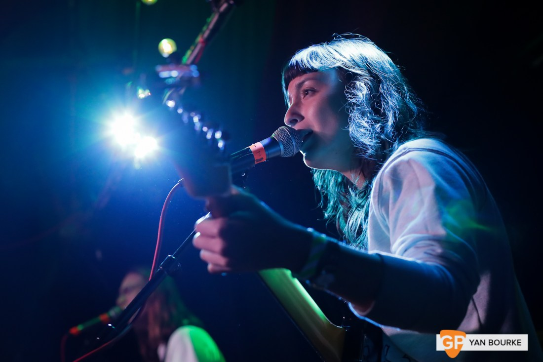 The Beths at The Grand Social on 23 January 2019 by Yan Bourke